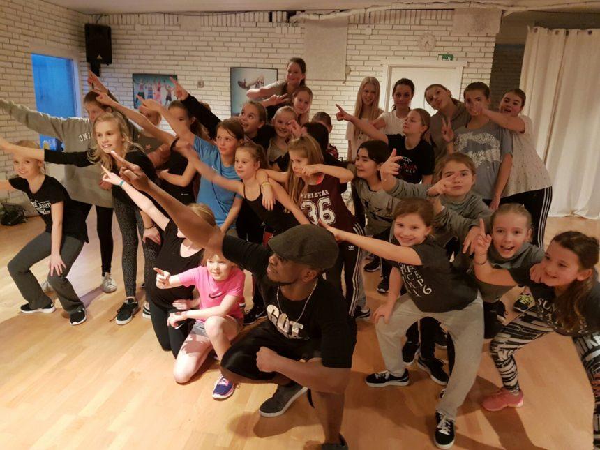SUMMER DANCE CAMPS 2019